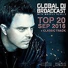 Global DJ Broadcast - Top 20 September 2016