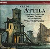 Verdi:Attila (UK Import)
