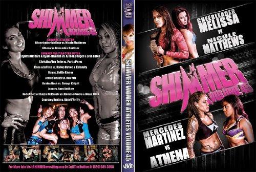 Women Athletes Vol 45 DVD ()