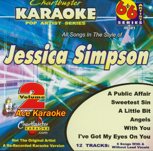 Karaoke Jessica Simpson
