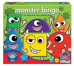 Orchard Toys Monster Bingo