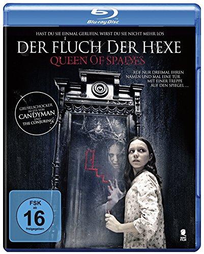 Der Fluch der Hexe - Queen of Spades [Blu-ray]