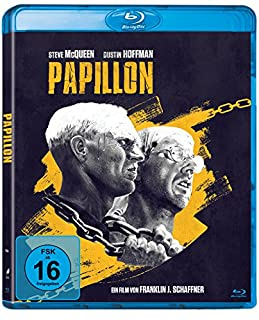 Papillon [Blu-ray] (B07DVGSXJZ) | Amazon price tracker / tracking, Amazon price history charts, Amazon price watches, Amazon price drop alerts