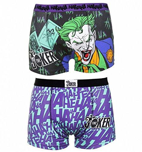 Joker Pack de 2 Boxers (Multicolor) - XL