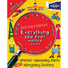 Not for Parents Mega Cities Box Set London, New York and Paris: Everything You Ever Wanted to Know (Not for Parents Boxed Set)