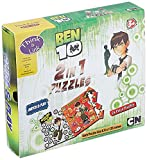 #1: Sterling Ben 10 2 in 1 Puzzles, Multi Color