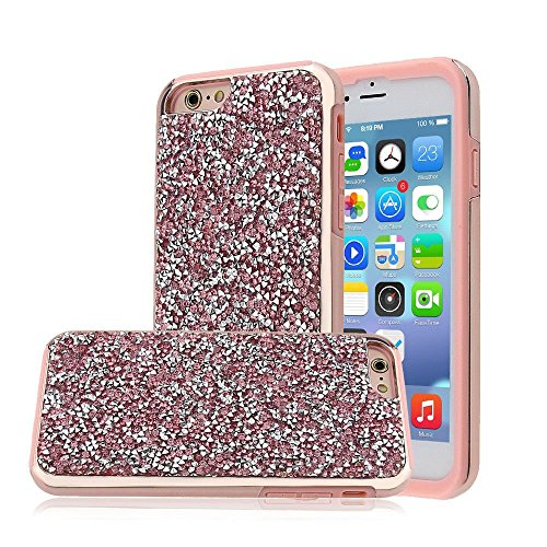 Handy Fall [M028] - iPhone 6 Plus/6S Plus, Rose Gold