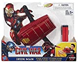 Hasbro Marvel Avengers Capitan America - Armatura Base Civil War, Modelli Assortiti