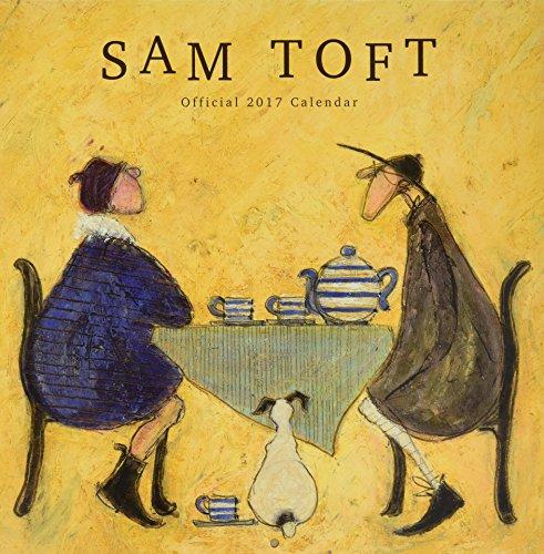 2017 Sam Toft Official Calendar