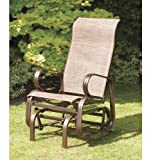 Havana Single Seat Glider - Bronze