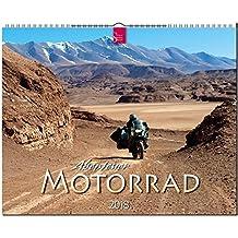 ABENTEUER MOTORRAD: Original Stürtz-Kalender 2018 - Großformat-Kalender 60 x 48 cm
