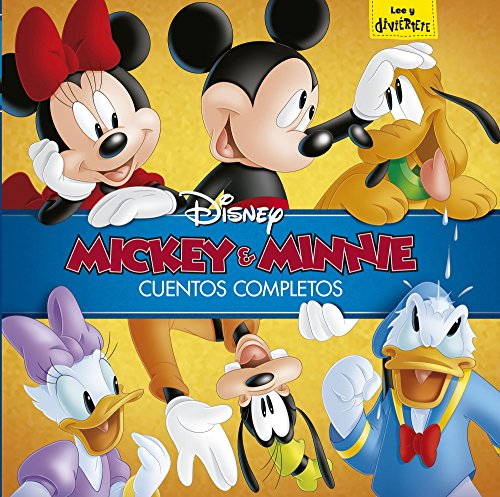 Mickey y Minnie. Cuentos completos (Disney. Mickey)