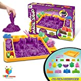 Best Sandboxes - Toys Bhoomi 1.5KG Beach Magic Sand Activity Playset Review