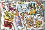 Mongolei 1.000 verschiedene Marken (Briefmarken für Sammler)
