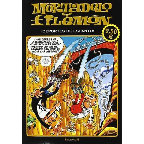 Mortadelo y Filemón: deportes de espanto (OLE MORTADELO)