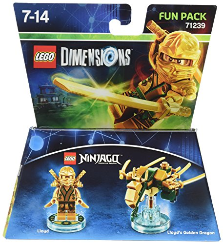 Figurine 'Lego Ninjago' - Lloyd : Fun Pack