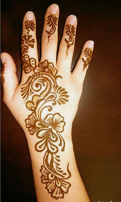 Mehndi Fingers Review : Arabic mehndi designs for girls amazon appstore