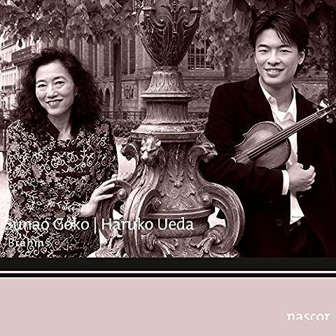 Brahms: Violin Sonatas Op. 78, 100, 108