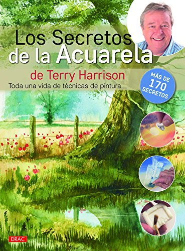 Los secretos de la acuerala de Terry Harrison por From Editorial El Drac, S.L.