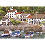 Gibsons Lynmouth Jigsaw Puzzle (1000 Pieces)