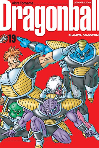 Dragon Ball nº 19/34 (DRAGON BALL ULTIMATE) por Akira Toriyama