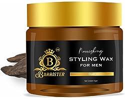 Barrister OUD Hair Wax For Men 50gm