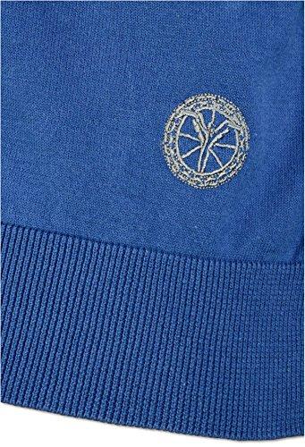 Carlo Colucci - Gilet - Homme Bleu - Bleu