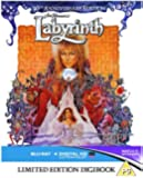 Labyrinth 30th Anniversary Digibook - Exclusive to Amazon.co.uk [Blu-ray] [2016]
