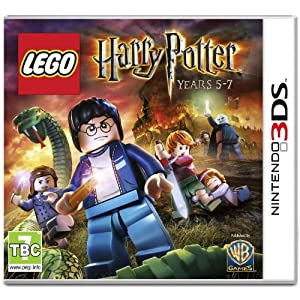 Lego Harry Potter Years 5-7 (Nintendo 3DS) [Edizione: Regno Unito]  LEGO