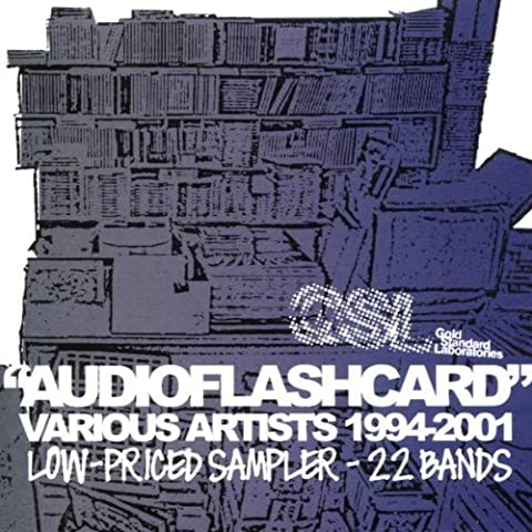 Audio Flashcard 1994 - 2001 by Various Artists