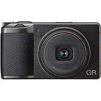 Ricoh GR III Ultimate-Schnappschusskamera Premium-Kompaktkamera 24MP APS-C-Sensor 28 mm F2.8 Hochwertiges GR-Objektiv…