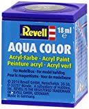Revell Aqua Color 36107 - Revell - Aqua Color schwarz, glänzend - RAL 9005, 18 ml