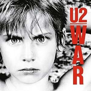 """Mug U2 """"War"""""""