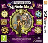 Cheapest Professor Layton: and The Miracle Mask on Nintendo 3DS