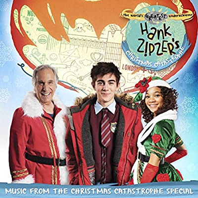 Hank Zipzer: Christmas Catastrophe (Music from the Original TV Series) : everything five pounds (or less!)