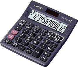 Casio MJ-120DA Desktop Calculator (Grey)