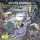 Knussen Conducts Knussen