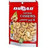 Oscar Natural Cashews, 120 grams