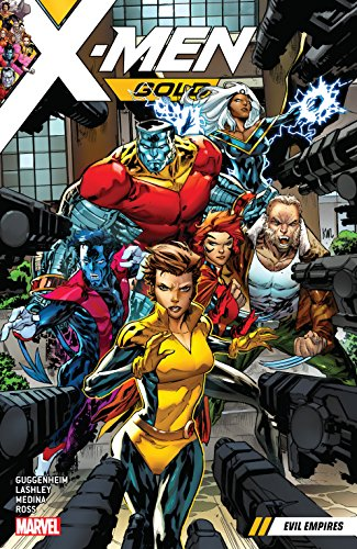 X-Men Gold Vol. 2: Evil Empires (X-Men Gold (2017-))