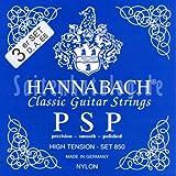 Hannabach 8507 HT PSP (Precision Smooth Polish) 3-Bass Set