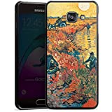 Samsung Galaxy A3 (2016) Housse Étui Protection Coque Vincent van Gogh La Vigne rouge Art