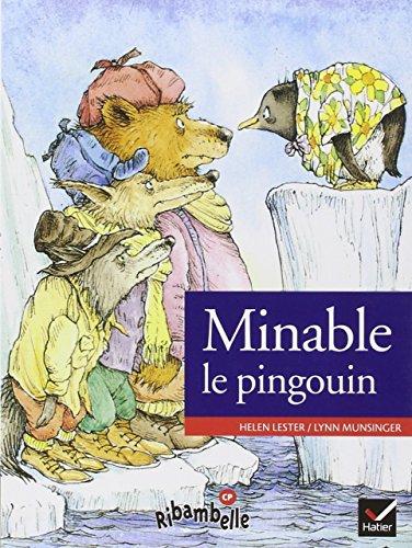 Minable le pingouin (album CP) par Helen Lester