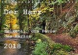 Der Harz (Tischkalender 2018 DIN A5 quer): Impressionen aus dem Selketal der Perle des Harzes (Monatskalender, 14 Seiten ) (CALVENDO Natur) [Kalender] [Apr 01, 2017] dk-fotowelt, k.A.