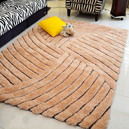 ZX-tappeti Stretch Pelle-Amichevole Silk Living Room Tavolino Comodino Morbido Pelle-Amichevole Stretch Confortevole (Dimensioni   1.6x2.3m) 38512c