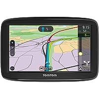 TomTom Navigationsgerät Via 52 (5 Zoll, Stauvermeidung dank TomTom Traffic, Karten-Updates Europa, Freisprechen…