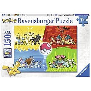 Ravensburger Pokemon Puzzle mit 150 Teilen XXL–VAR