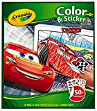 Best Disney Book In Spanishes - Crayola Cars 3 Colour and Sticker Book Review