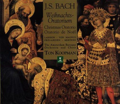 Bach, JS : Weihnachtsoratorium [Christmas Oratorio] BWV248 : Part 2