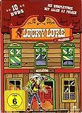 Lucky Luke Classics Komplettbox , alle 52 Folgen der original Comicverfilmungen auf 10 DVD's