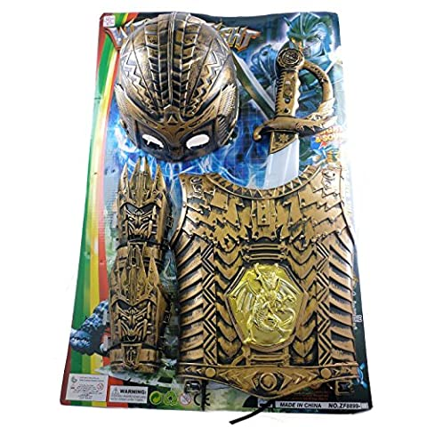 Kids Sword Knight Armour Set Game of Thrones Style Toy